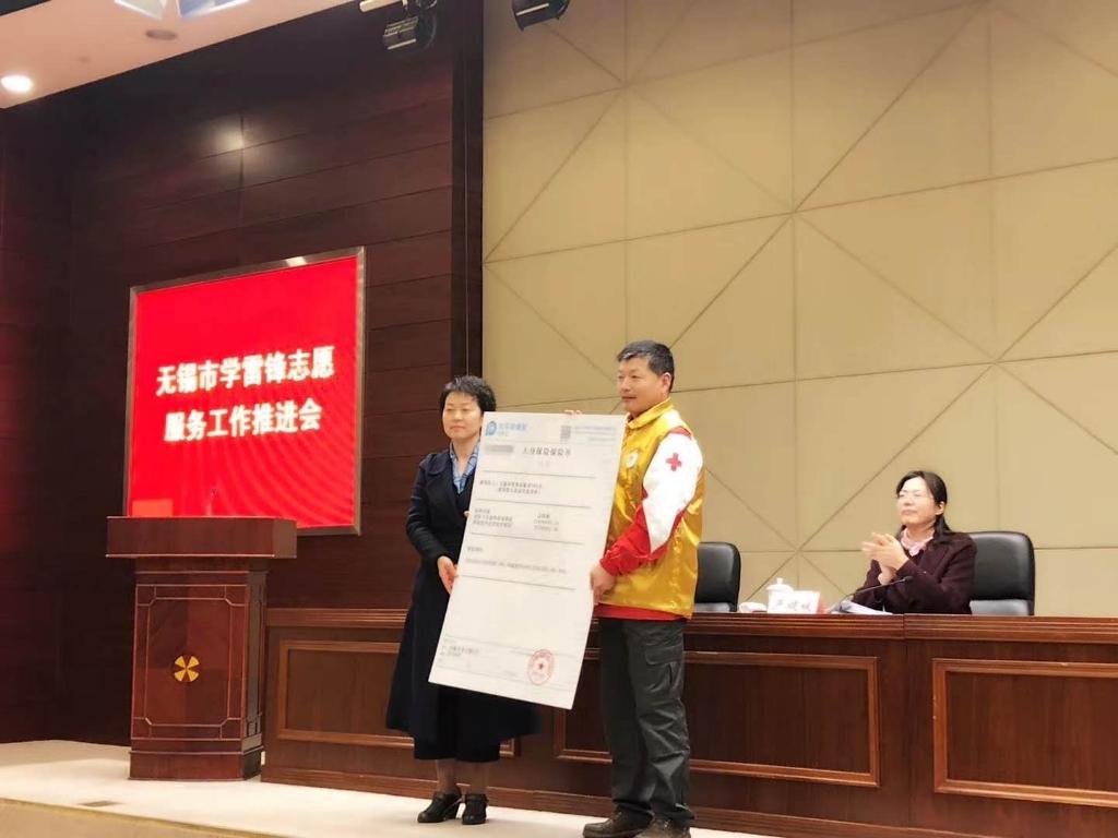 """我市红十字志愿工作荣获全市""""四个100""""多项先进典型"""
